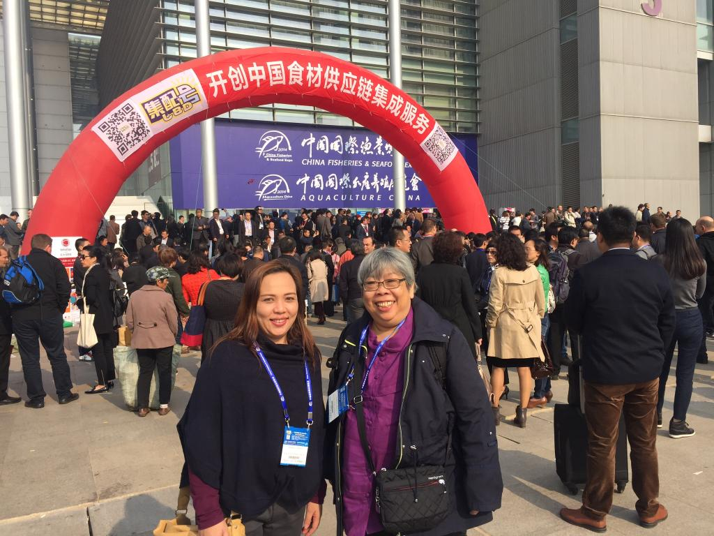 Food Travel: China Fisheries and Seafood Expo