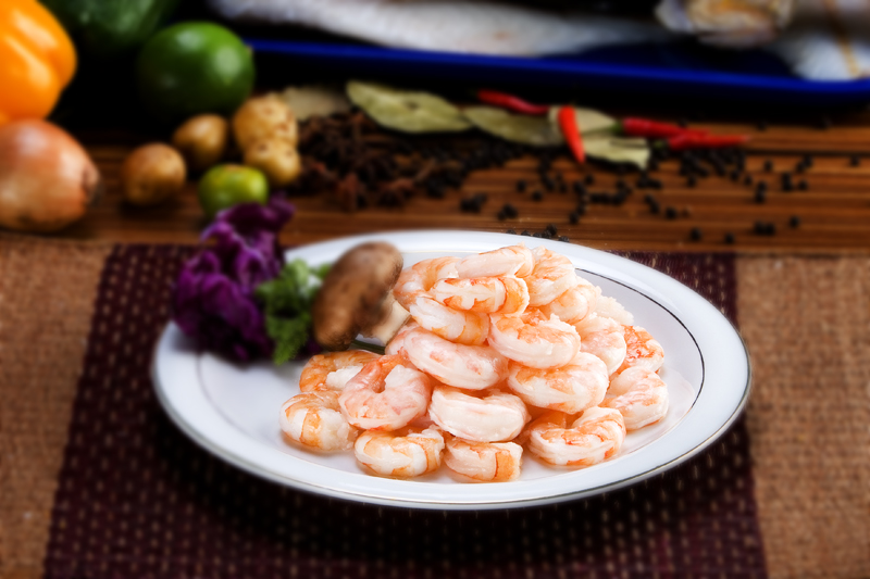Shrimp Peeled and Cooked