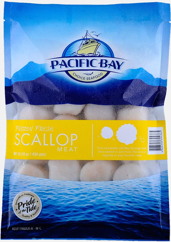 Scallop Meat 1lb
